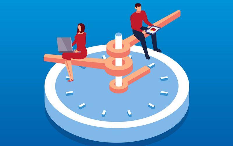 変形労働時間制の記事