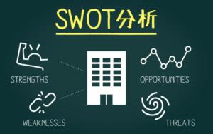 SWOT分析の記事