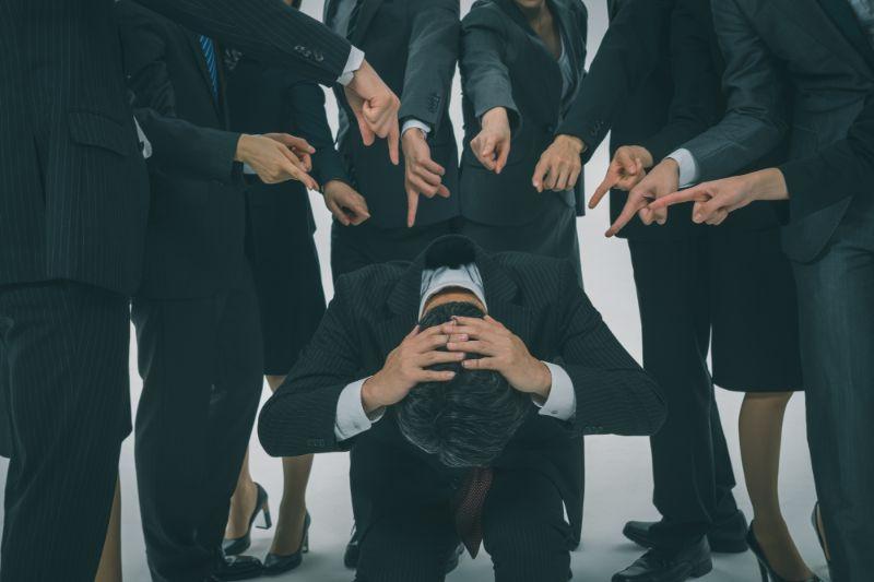 職場のモラルハラスメントの悪影響とは