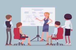 社員教育の記事