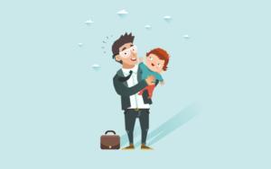 育児休業給付金の記事
